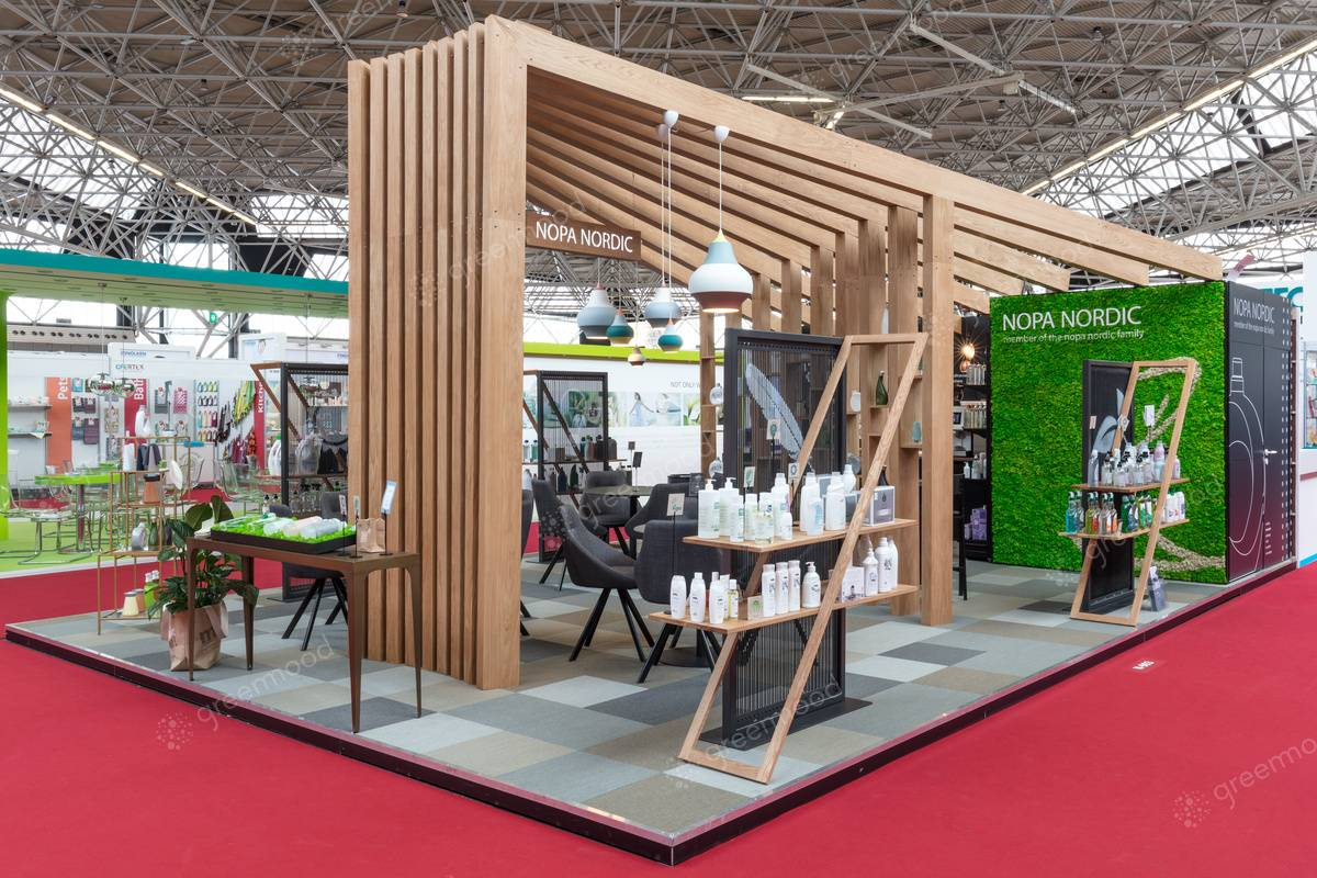 NOPA NORDIC BOOTH